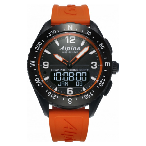 Alpina Alpiner-X Watch AL-283LBO5AQ6