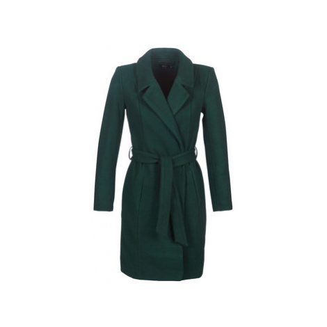 Only ONLREGINA women's Coat in Green