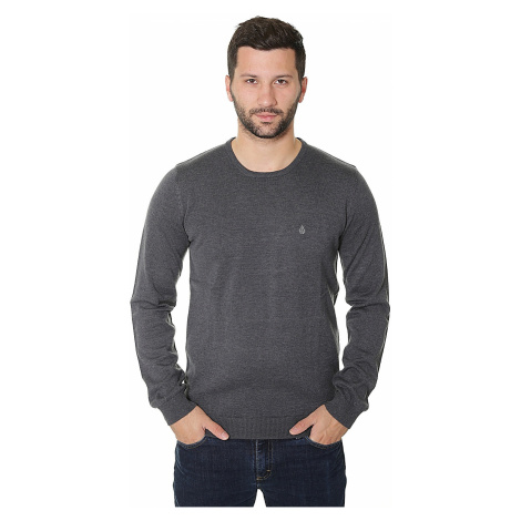 sweater Volcom Uperstand Crew - Navy