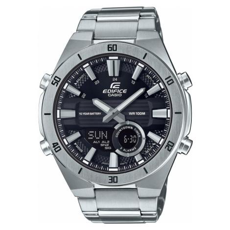 Casio Watch Edifice Alarm Chronograph