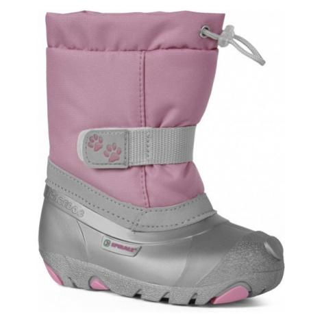 Spirale CERRO pink - Kids' winter shoes