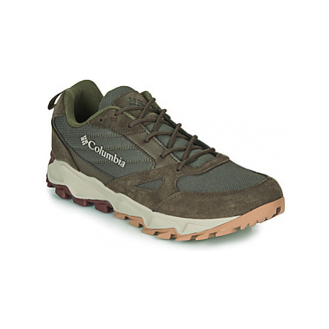Columbia IVO TRAIL men's Sports Trainers (Shoes) in Brown