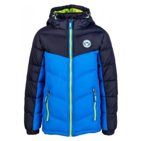 Lewro ERNIE blue - Kids' quilted jacket