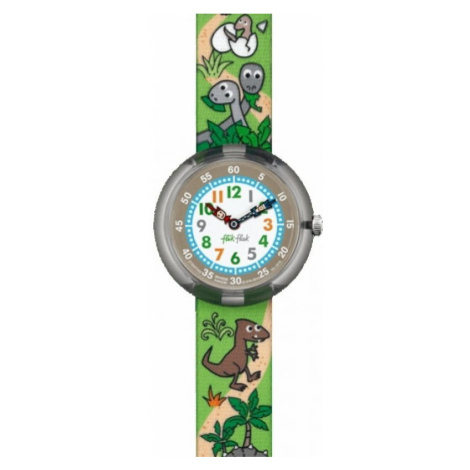 Childrens Flik Flak Sauruses Return Watch
