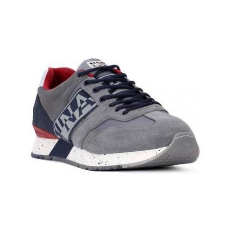Napapijri Running Rebut men's Shoes (Trainers) in Grey