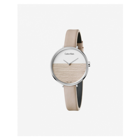 Calvin Klein Rise Watches Brown