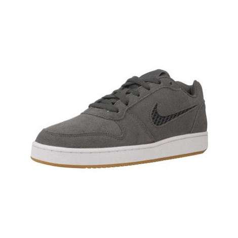 Nike WMNS EBERNON LOW PREM women's Shoes (Trainers) in Grey