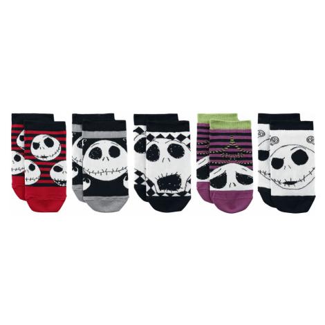 The Nightmare Before Christmas - Jack Skellington - Socks - multicolour