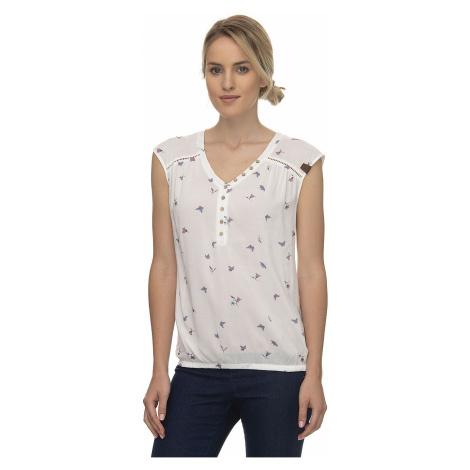 T-Shirt Ragwear Salty A - 7000/White - women´s