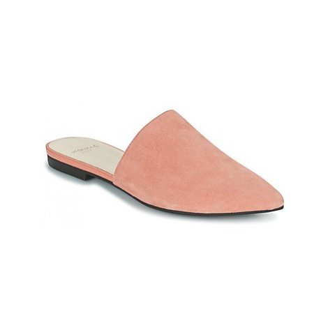 Vagabond KATLIN women's Mules / Casual Shoes in Pink
