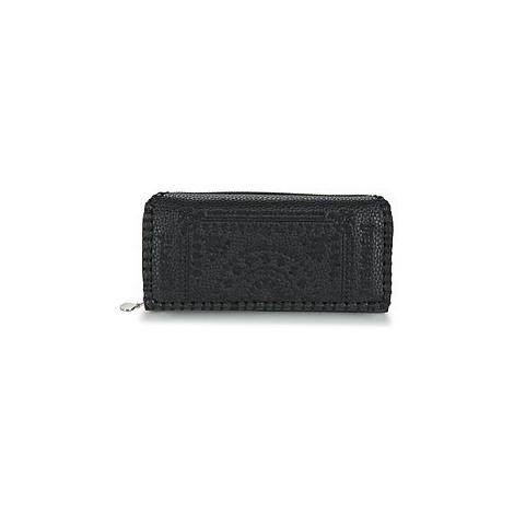 Desigual SOFT BANDANA MARIA women's Purse wallet in Black