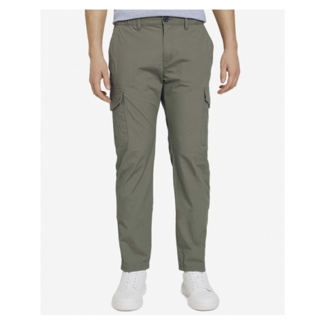 Tom Tailor Travis Cargo Trousers Green