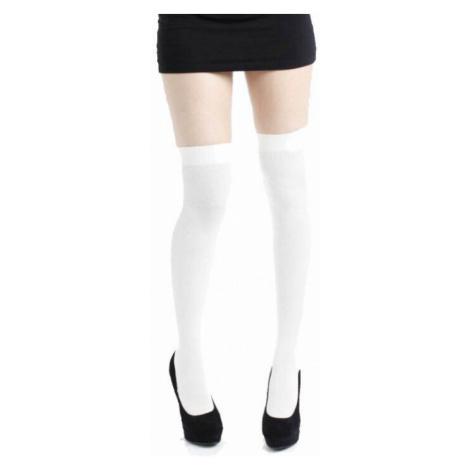 Pamela Mann White Over The Knee Socks Knee Socks white