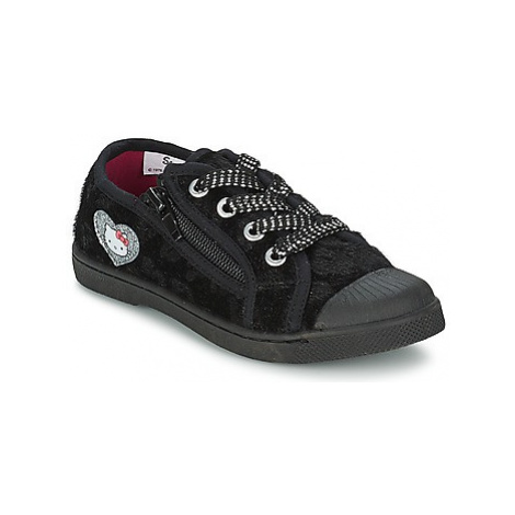 Hello Kitty CAPELI girls's Children's Shoes (Trainers) in Black