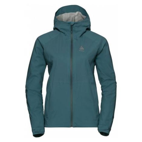 Odlo JACKET HARDSHELL AEGIS blue - Women's jacket