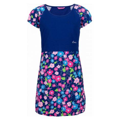 Lewro LASSI dark blue - Girls' dress