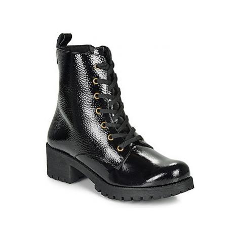 Betty London LOUIZA women's Low Ankle Boots in Black