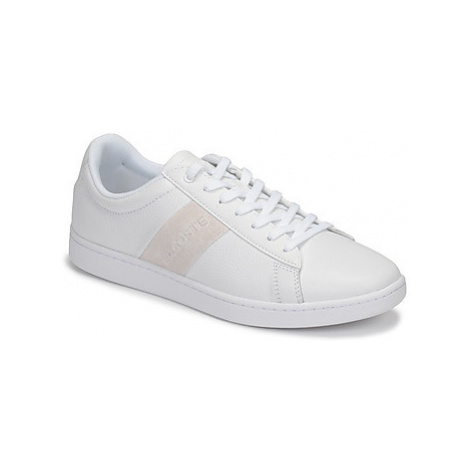 Lacoste CARNABY EVO 319 1 men's Shoes (Trainers) in White