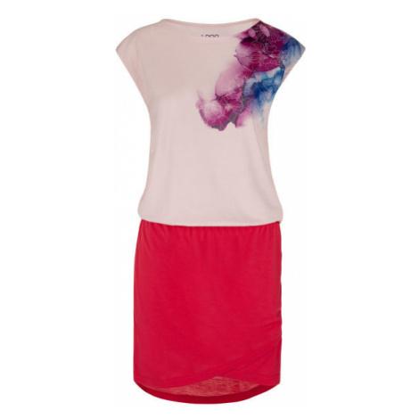 Loap ALGERA pink - Women's sports dress