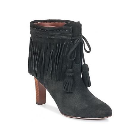 See by Chloé FLIREL women's Low Ankle Boots in Black
