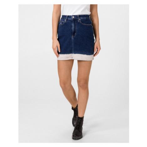 Calvin Klein Skirt Blue