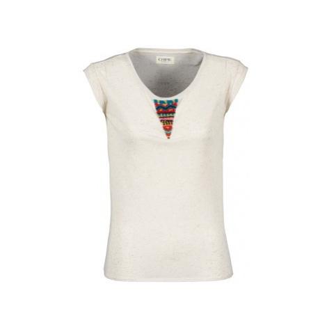 Chipie LAHABA women's T shirt in White
