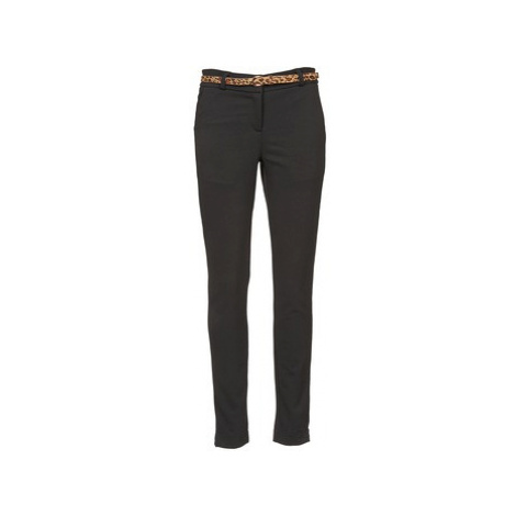 Betty London BERTHA women's Trousers in Black