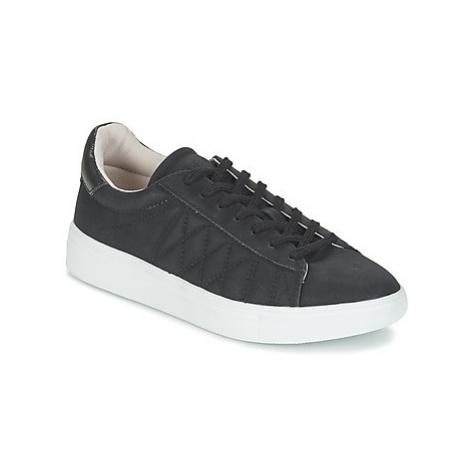 Esprit LIZETTE LACE UP women's Shoes (Trainers) in Black