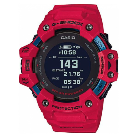 G-Shock Watch G-Squad Heart Rate Monitor Casio