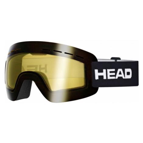 Head SOLAR YELLOW black - Ski goggles