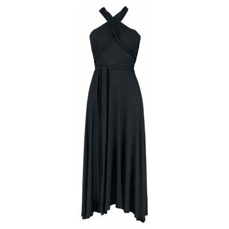 Black Premium by EMP Endless Forms Most Beautiful Medium-length dress black