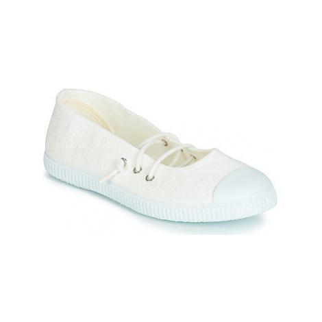 Chipie SOFAY BROB girls's Children's Shoes (Pumps / Ballerinas) in White