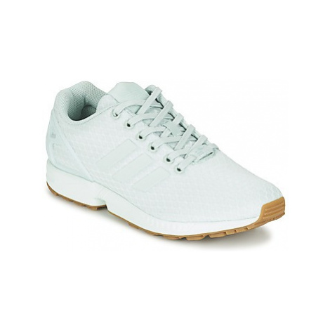 Adidas ZX FLUX women's Shoes (Trainers) in Green
