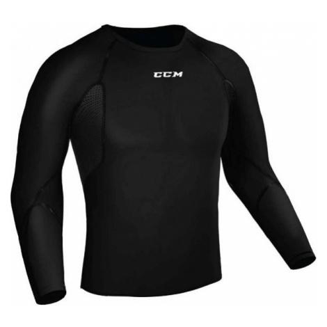 CCM COMPRESSION L/S SR - Men's functional T-shirt
