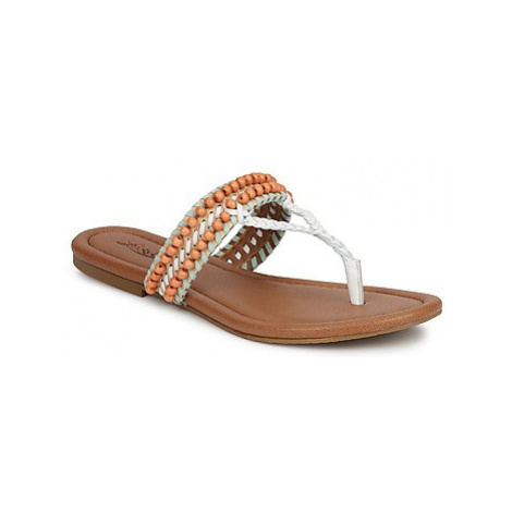 Lucky Brand DOLLIS women's Sandals in Multicolour