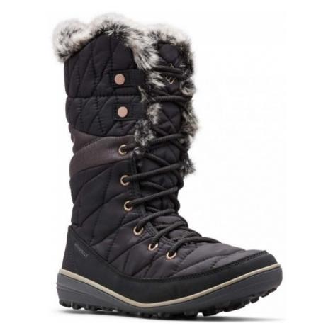 Columbia HEAVENLY OMNI-HEAT black - Women's winter shoes