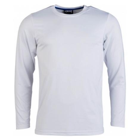 White men's thermal tops