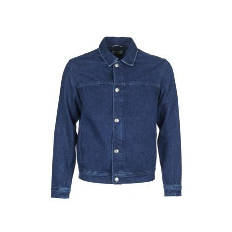 Tommy Jeans TJM STREET TRUCKER JKT men's Denim jacket in Blue Tommy Hilfiger