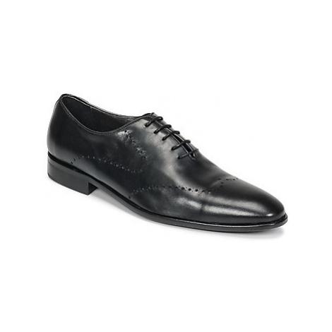 So Size LOJA men's Smart / Formal Shoes in Black