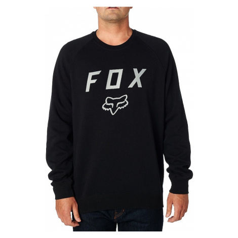 sweatshirt Fox Legacy Crew - Black