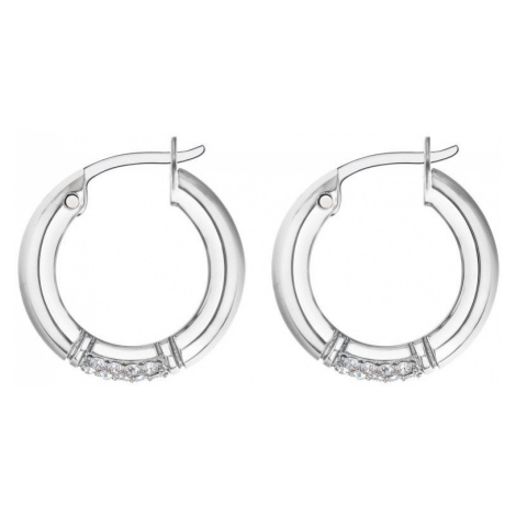 Tommy Hilfiger Jewellery Chain Hoop Earrings