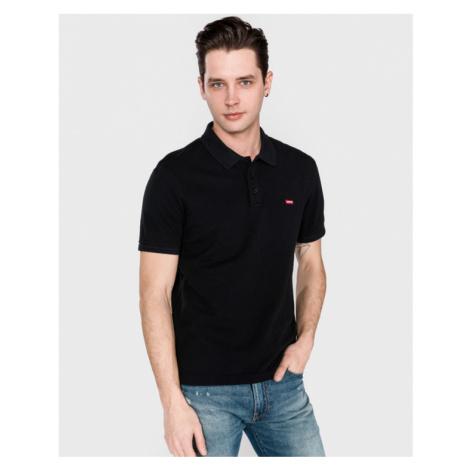 Levi's® Housemark Polo Shirt Black Levi´s