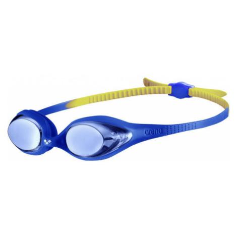 Arena SPIDER MIRROR - Junior swimming goggles