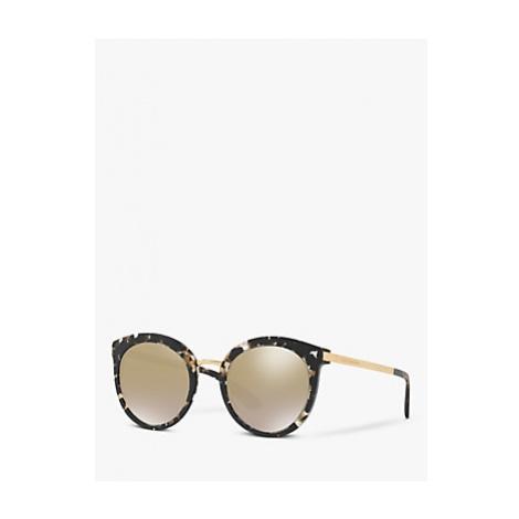 Dolce & Gabbana DG4268 Women's Round Sunglasses