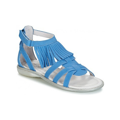 Citrouille et Compagnie RAVIPE girls's Children's Sandals in Blue