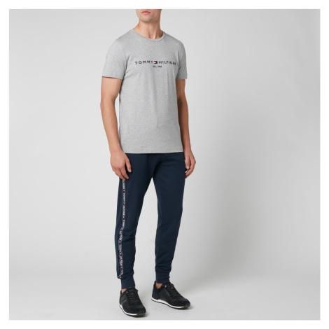 Tommy Hilfiger Men's Tommy Logo T-Shirt - Cloud Heather