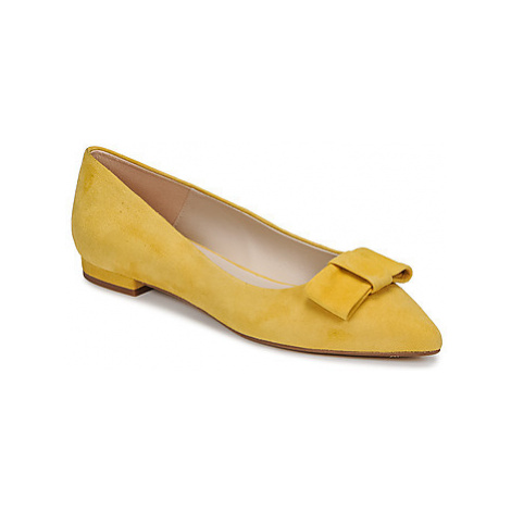 Fericelli JILONOU women's Shoes (Pumps / Ballerinas) in Yellow