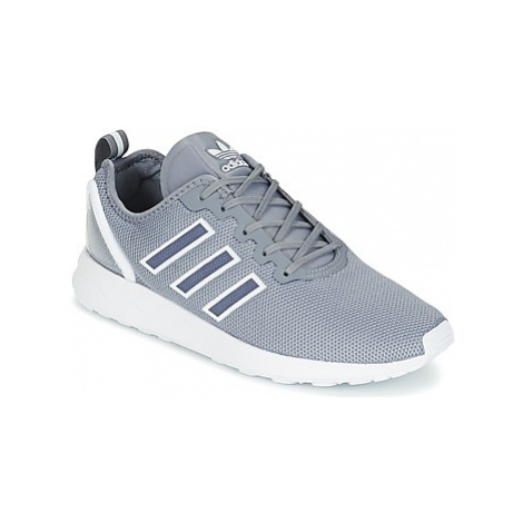 Adidas ZX FLUX ADV men's Shoes (Trainers) in Grey