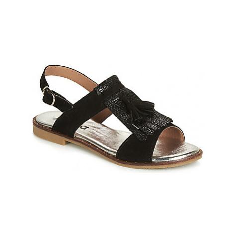Myma JUNGLIO women's Sandals in Black