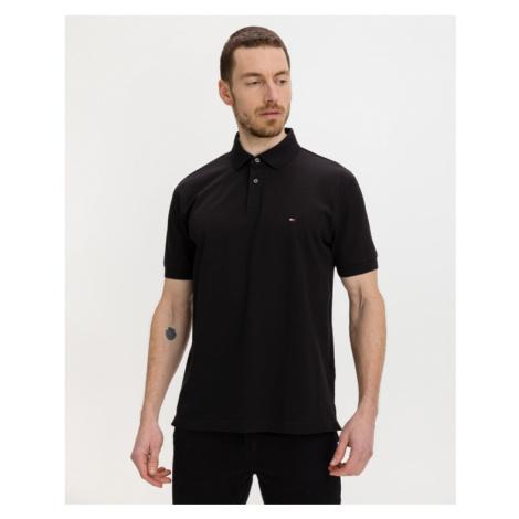 Tommy Hilfiger Core 1985 Polo T-shirt Black